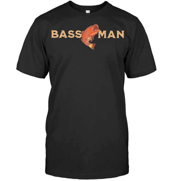 Official Bassoon Man Fish T Shirt