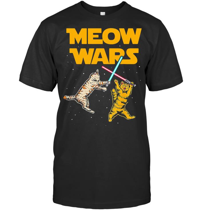 Meow Wars T Shirt