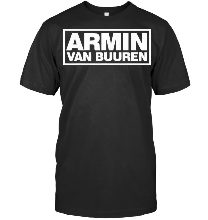 Armin Van Buuren Edc Edm Rave Festival Dj House T Shirt