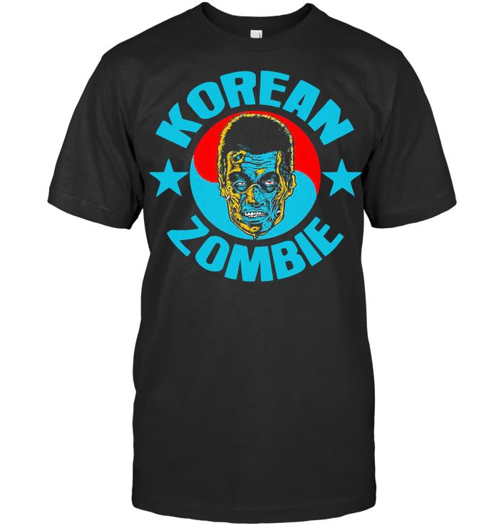Korean Zombie T Shirt Unisex