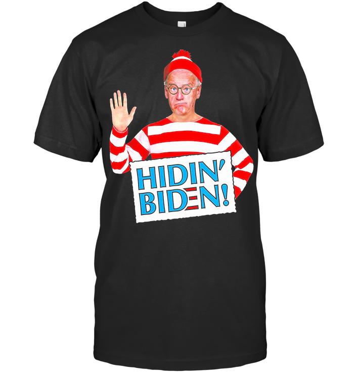 Hidden' Biden T Shirt