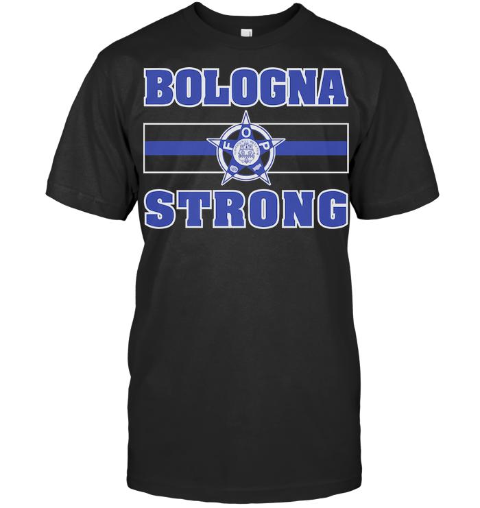 Bologna Strong T Shirt