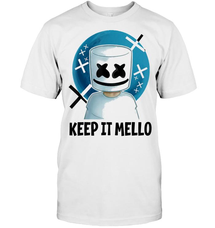 Halloween Keep It Mello T Shirt Hoodie