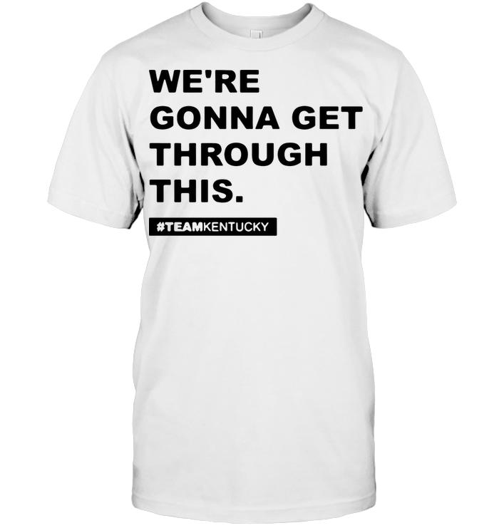 Beshear Gear Team Kentucky T Shirt
