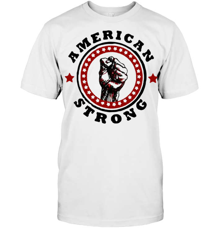 United State Strong Us T Shirt Classic Men's T-shirt