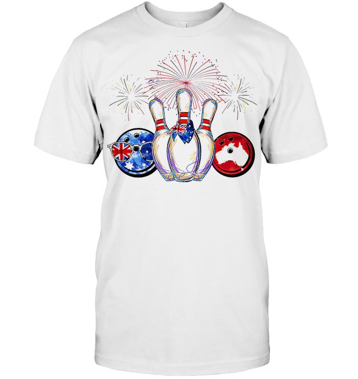 Bowling Australia Day T Shirt - from speakshop.info 1
