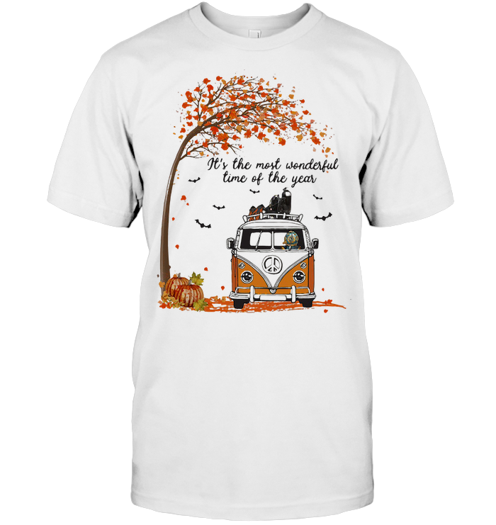 It's The Most Wonderful Time Of The Year Scuba Diving Pumpkin Autumn T Shirt
