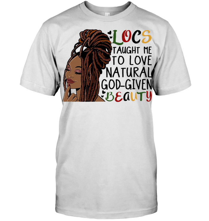 Locs Taught Me To Love Natural God Given Beauty