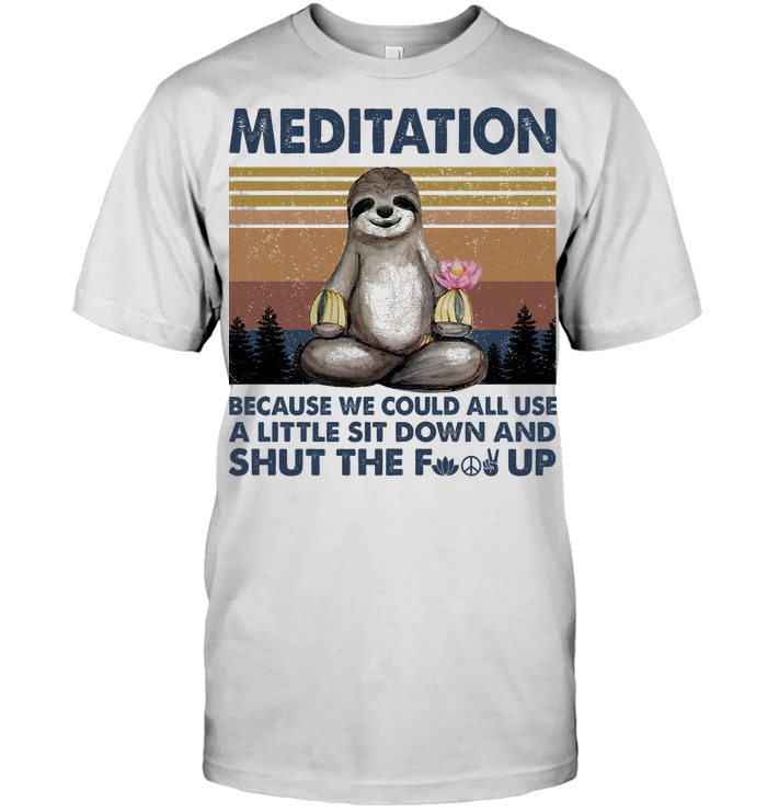The Path Of Inner Peace Begins With Four Words Not My Fucking Problem Unisex