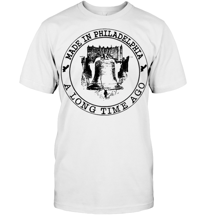 Made In Philippines A Long Time Ago T Shirt Hoodie