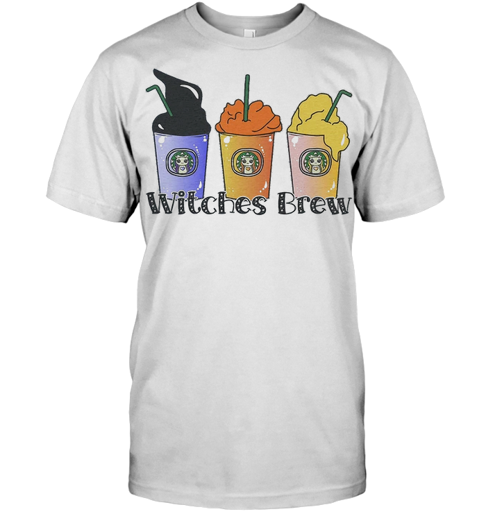 Coffee Witches Brew T Shirt - from teechip.info 1